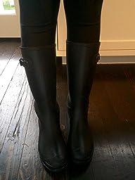 Amazon.com | Kamik Women's Olivia Rain Boot | Mid-Calf