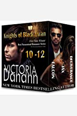 Knights of Black Swan Paranormal Romance Series, Books 10-12 Kindle Edition