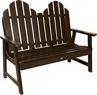 product image for highwood AD-BEN-CW1-ACE Classic Westport Garden Bench, 4ft, Weathered Acorn