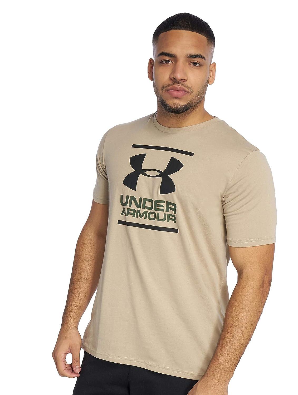 8aee4d07 Under Armour GL Foundation Short Sleeve Tee for Men, Super Soft ...