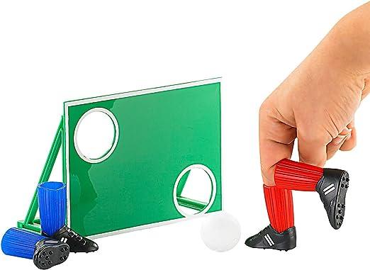 Playstatic NC1894 - Juego de fútbol para dedos (9 piezas): Amazon ...