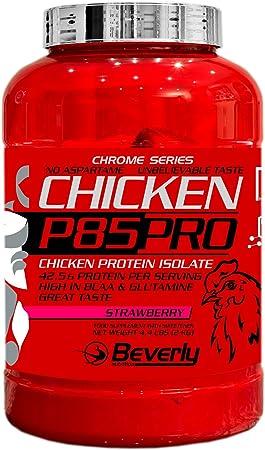Beverly nutrition chicken pro85-2000gr aislado de proteína de pollo