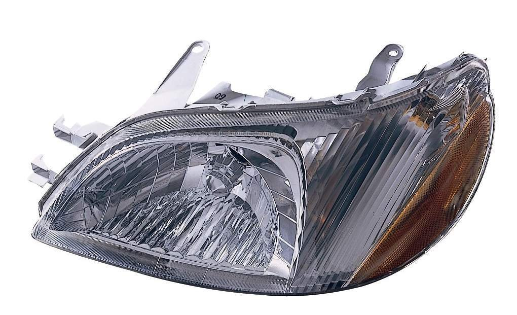 Depo 312-1147L-AS Toyota Echo Driver Side Replacement Headlight Assembly 02-00-312-1147L-AS
