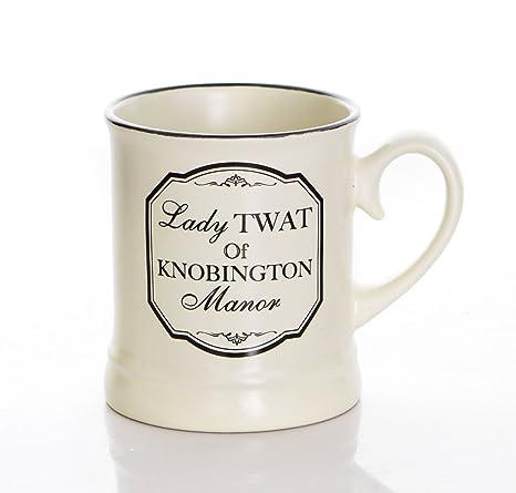 Victoriana Mug Lord Twat