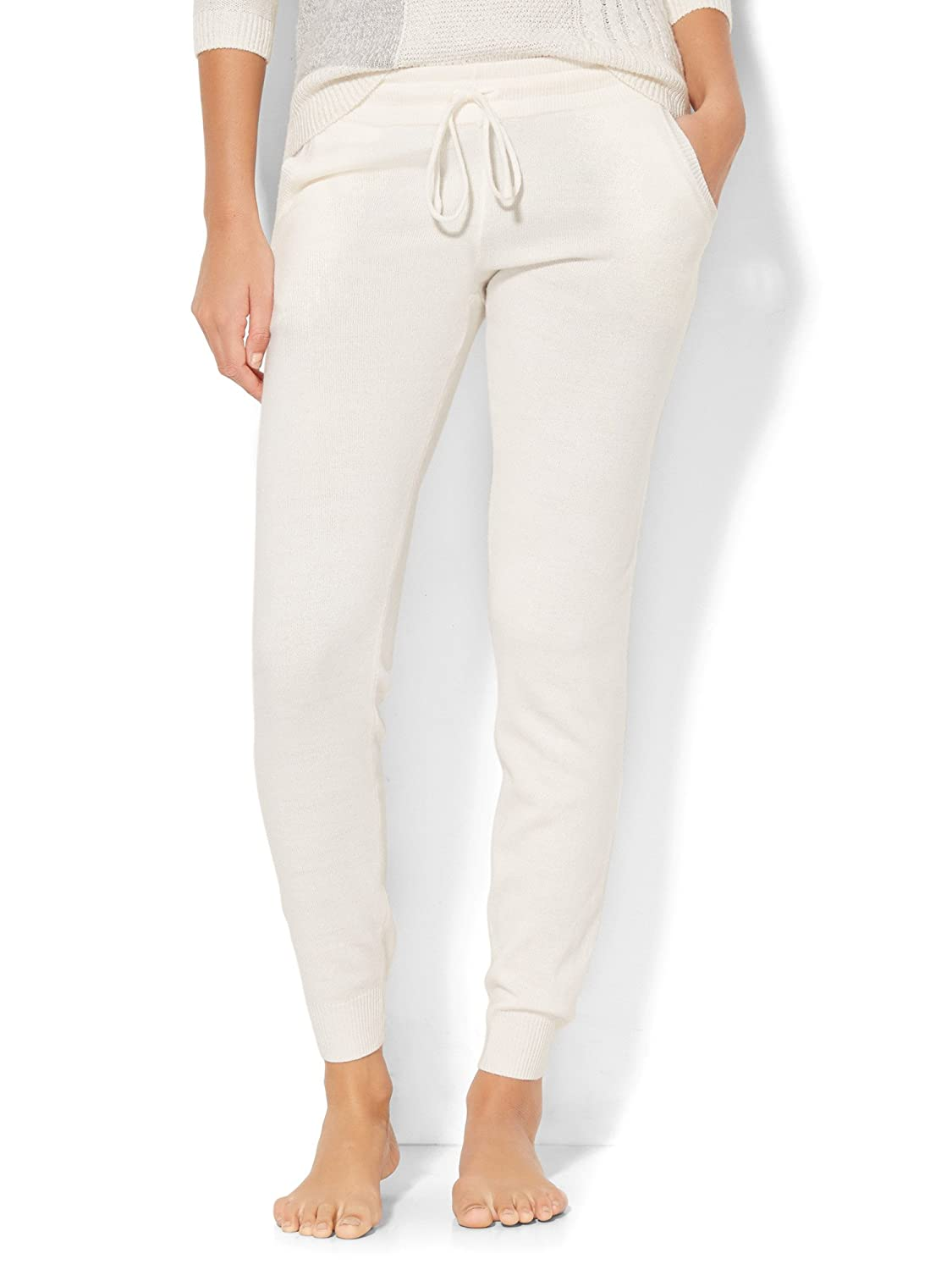 New York & Co. Women's Lounge - Sweater Jogger