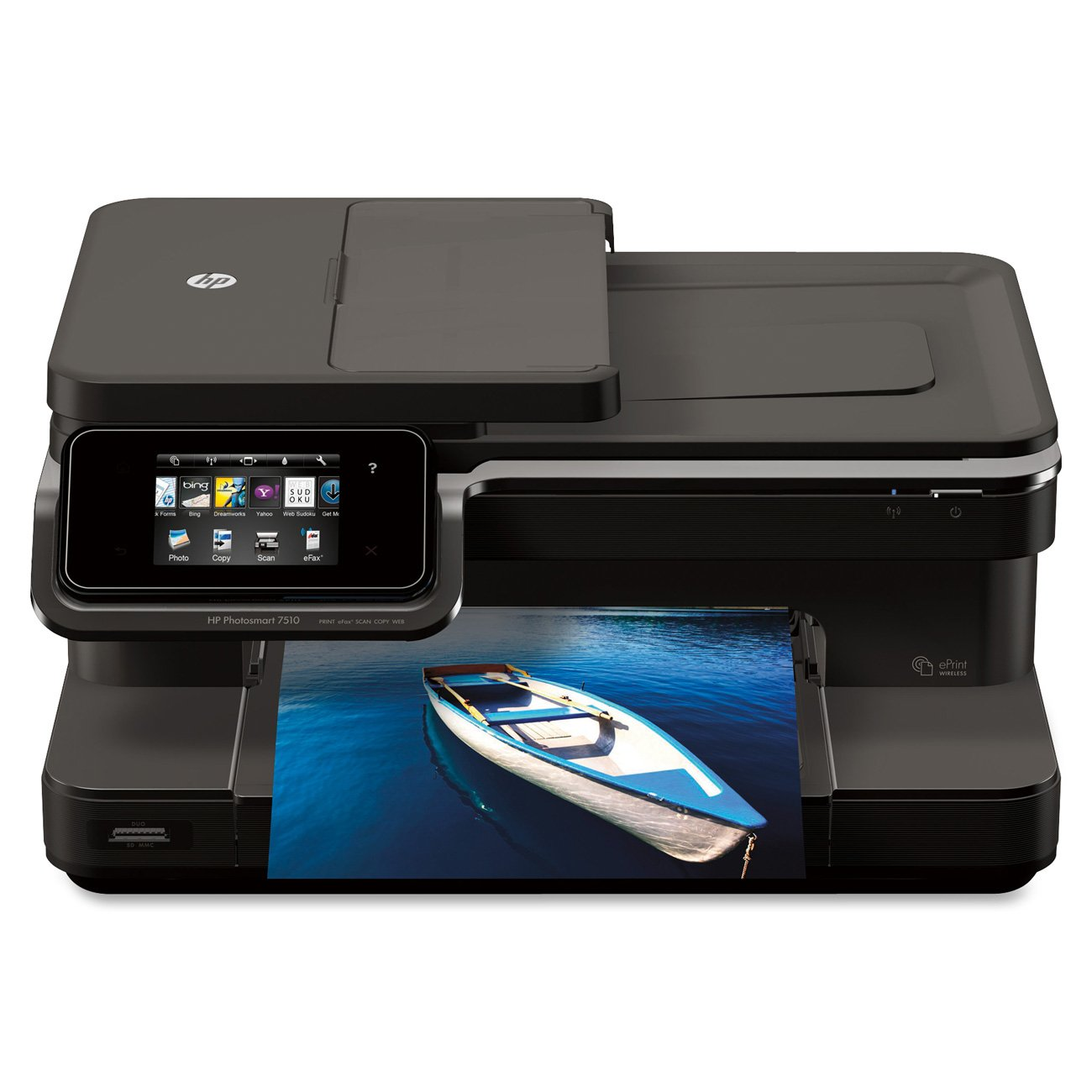 Eco-friendly and economical HP Photosmart 7260 printer 99