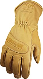 Youngstown Glove 12-3290-60-L Flame Resistant Waterproof Ultimate Lined with Kevlar Gloves,