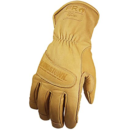 d2803cafaa55 Youngstown Glove 12-3290-60-XL Flame Resistant Waterproof Ultimate Lined  with Kevlar Gloves