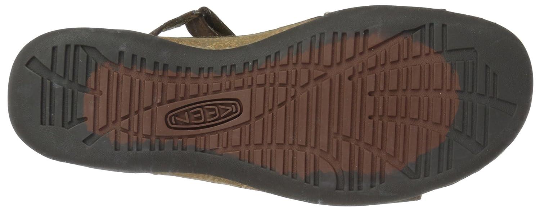 KEEN Women's Ana Cortez W US|Brisk/Espresso Sandal B06ZZCGKR9 8 B(M) US|Brisk/Espresso W 799824