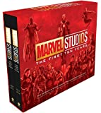 Marvel Studios: The First Ten Years: The Definitive Story Behind the Blockbuster Studio