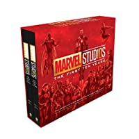 Marvel Studios: The First Ten Years: The Definitive Story Behind the Blockbuster Studio: The Definitive Story Behind the Blockbuster Studio
