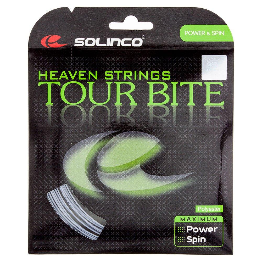 Solinco Tour Bite Tennis String Set - 16L - 1.25mm