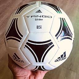adidas Tango Glider Balón, Unisex Adulto, Blanco/Negro, Talla ...