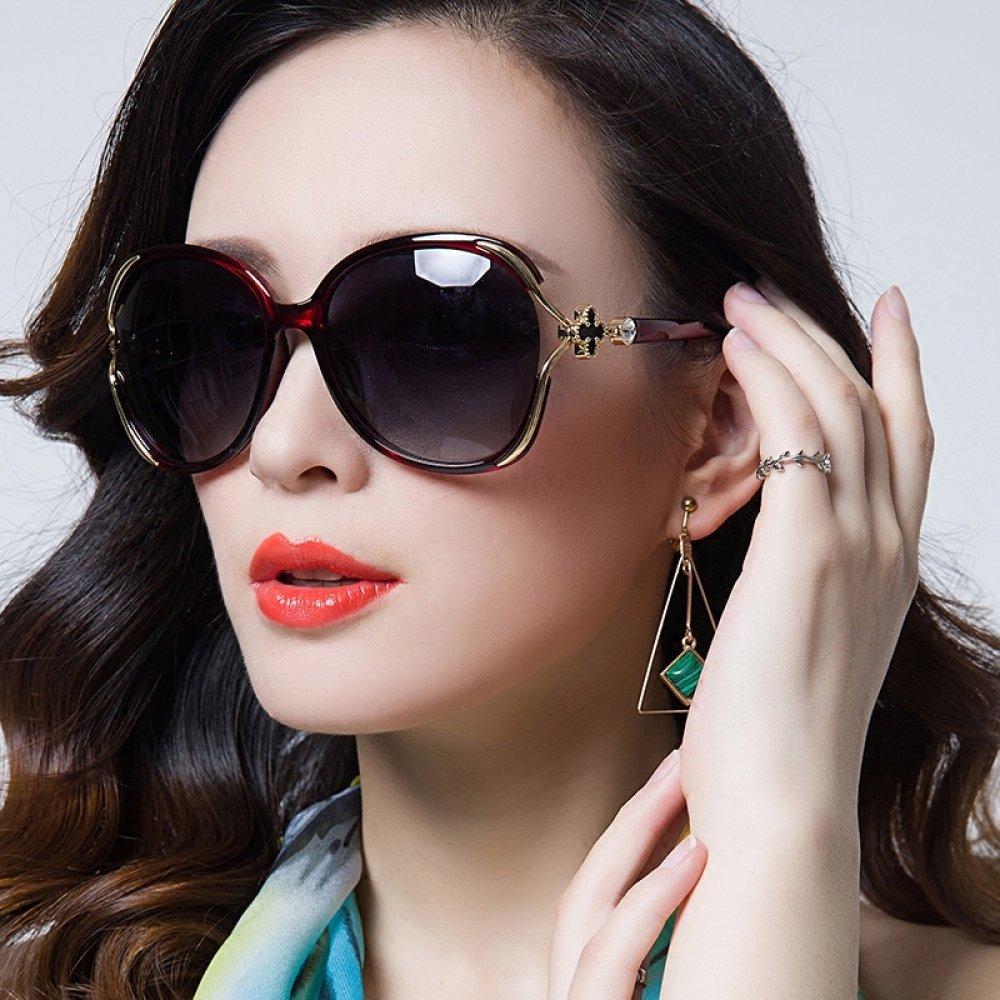 WWF Polarisierte Sonnenbrillen Sonnenbrillen UV Schutz Augen Lange Gesicht Gesicht Gesicht Weiblich B07F2WGQ9F Schwimmbrillen Abgabepreis d8be75