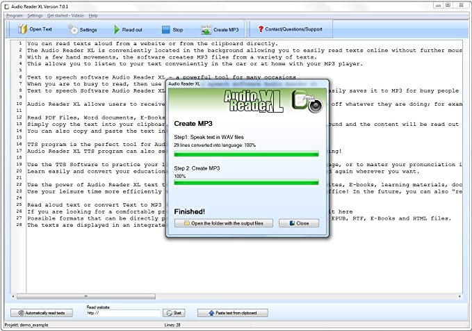 Read Aloud App For Windows