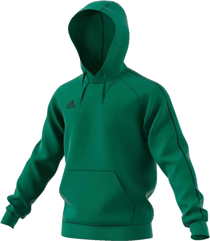 adidas Core 18 Hoody, Sudadera, Green