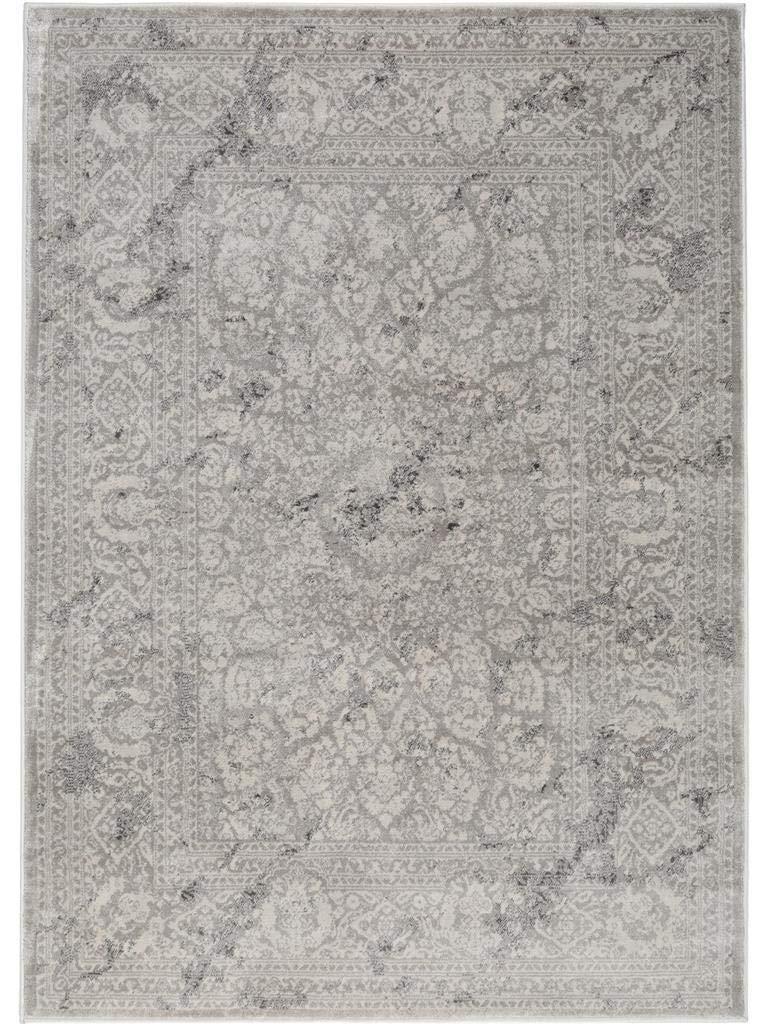 Benuta Vintage Teppich im Used-Look Velvet Beige 160x230 cm   Moderner Teppich für Schlafzimmer und Wohnzimmer
