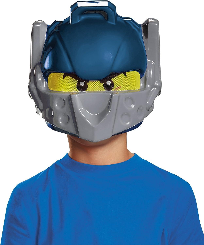 Child Nexo Knights Blue LEGO Costume Hands