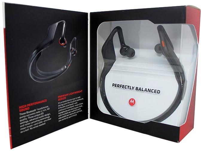 d04d0545e Amazon.com: Motorola S11 HD Wireless Stereo Headphones - Retail ...