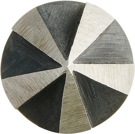 Round Shank Type 3//8 AlCrNX Coated RFZ09015 3.5000 OAL Single End Corner Radius Carbide End Mill RedLine Tools .3750 9 Flute 1.3125 LOC .0300 Radius