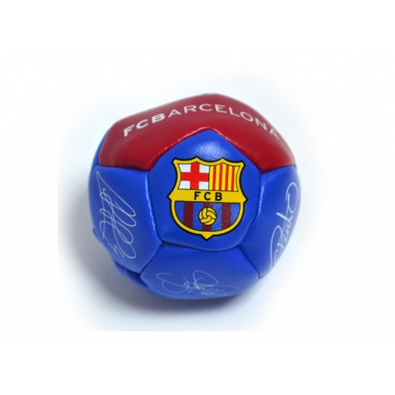 FCB FC Barcelona - Balón mini de fútbol con firmas oficial de FC ...