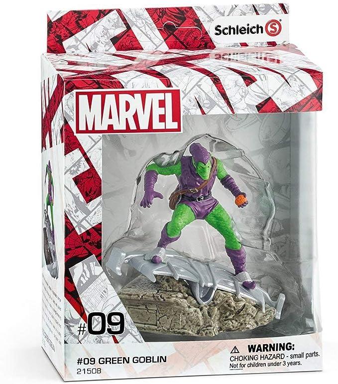 """Schleich-MARVEL-NUOVO IN SCATOLA ORIGINALE-MINT IN BOX!!! /""""SPIDER-Gwen/"""" 21512"""