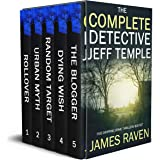 THE COMPLETE DETECTIVE JEFF TEMPLE five gripping crime thrillers box set