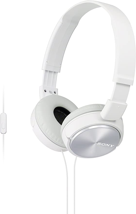 Sony Mdr Zx310ap Kopfhörer Freisprechfunktion Weiß