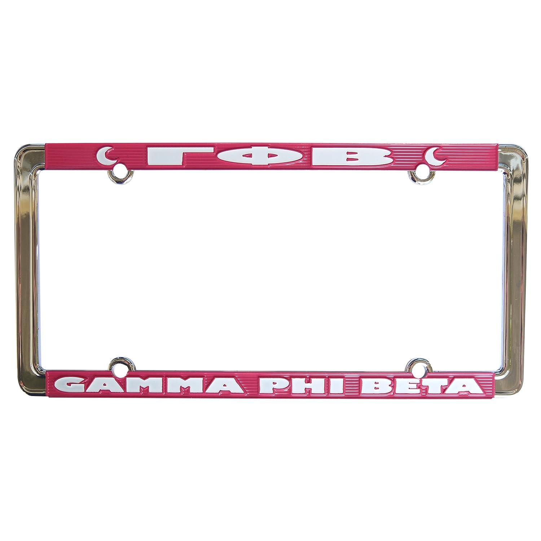 Alexandra and Company License Plate Frame Kappa Delta AA1087KD