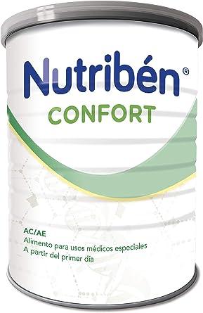 Nutribén Confort, Leche de continuación para bebé, AC/AE, 800 ...