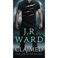 Claimed (Lair of the Wolven, The Book 1) book cover