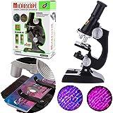 CHENTYTECH Microscope Set Education Science Exploration Microscopes for Kids