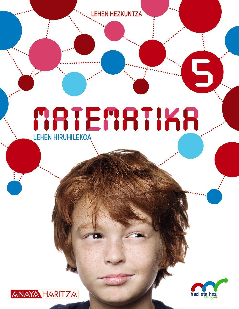 Matematika 5. (Hazi eta hezi bat eginik) Text fb2 ebook