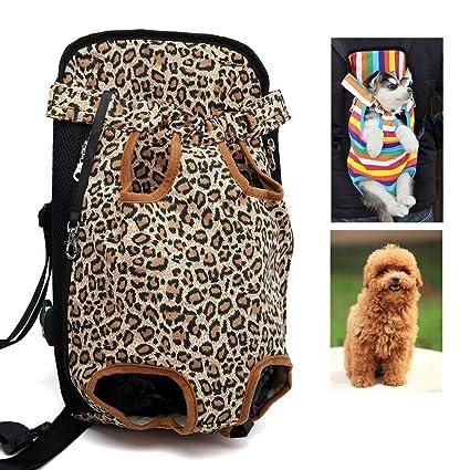 Mochila Para Transportistas De Mascotas, Mochila Ajustable Para Perros Para Mascotas, Para Razas Pequeñas