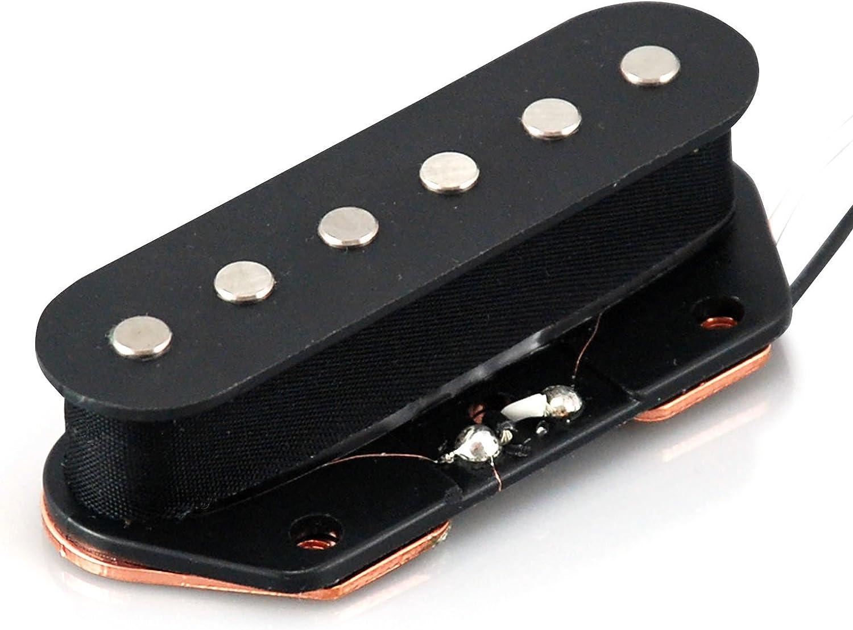 Vanson Vintage 50 de Alnico V Pickups para Fender Telecaster guitarra, (VCA) cuello y puente set: Amazon.es: Instrumentos musicales