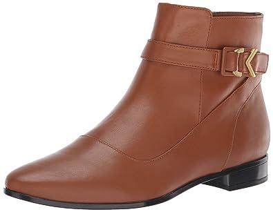 2346273bdf8c6 Calvin Klein Womens Farryn Leather Closed Toe Ankle Fashion Boots