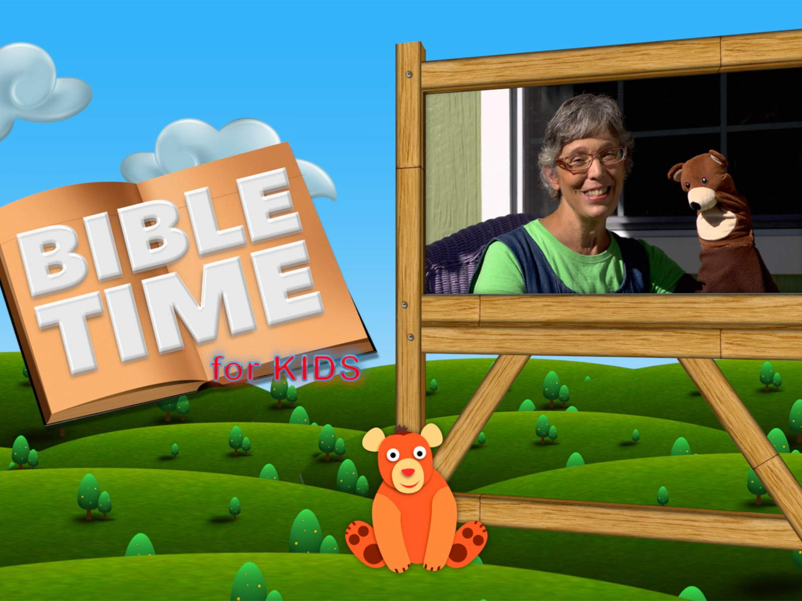 Bible Time for Kids on Amazon Prime Video UK