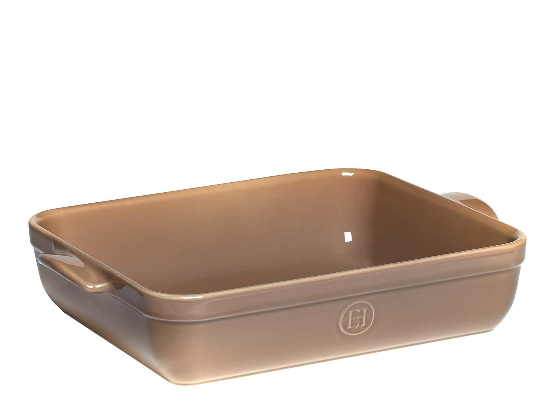 Emile Henry Lasagna/Roasting Dish 13.75 x 10x 2.75 Burgundy Red 349642