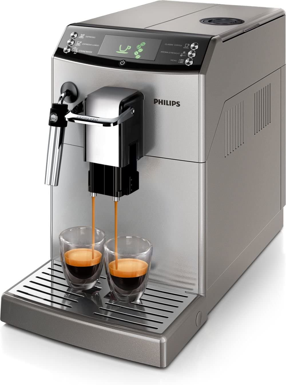 Philips 4000 series HD8841/11 - Cafetera (Independiente, Máquina ...