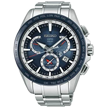 Watch Seiko Astron Sse053j1 Mens Blue