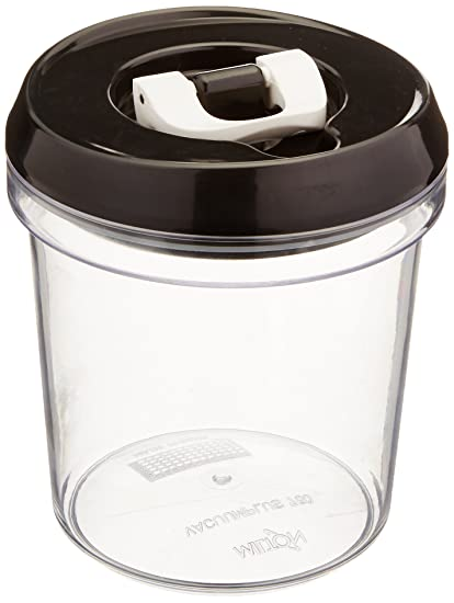 Milton Storage Containers 2-Piece Set 750 ml - Color May Vary(EC-HHF-FHE-0003_BLACK) Jars & Containers at amazon