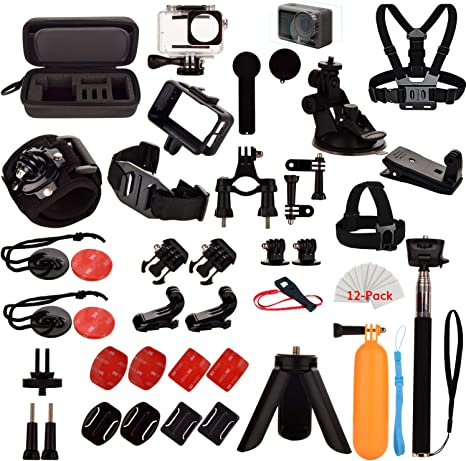 Kit de Accesorios para dji OSMO Action, Accesorios de Extensión para OSMO Action y la mayoría de Otras cámaras de acción: Amazon.es: Electrónica