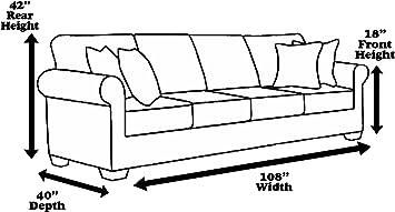 Amazon.com: Funda protectora para muebles, Vinilo ...