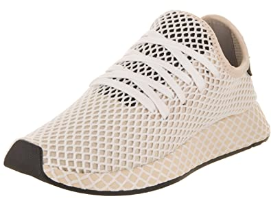 sports shoes bed82 9086a adidas Women Deerupt Runner W Beige Linen Ecru Tint Size 5.0 US