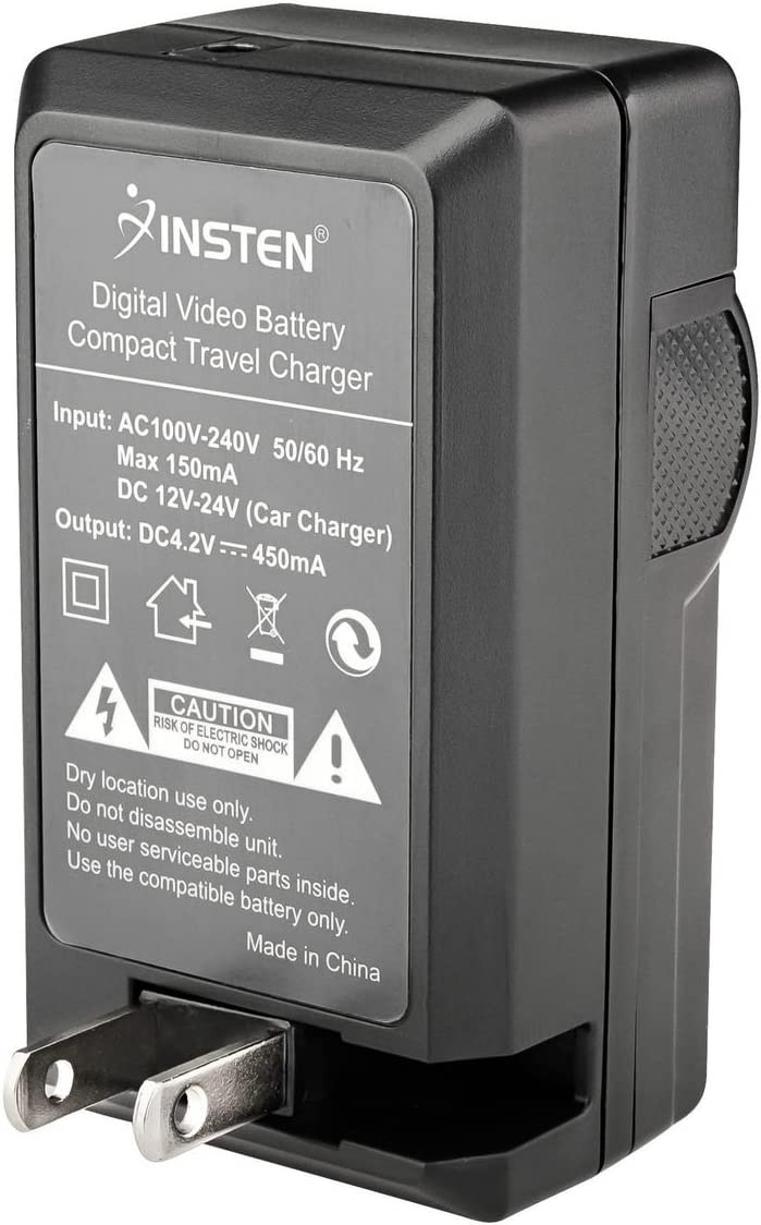 Insten USB Data Cable Compatible with Sony NP-FG1 DSC-W210 W220 Insten Battery Charger