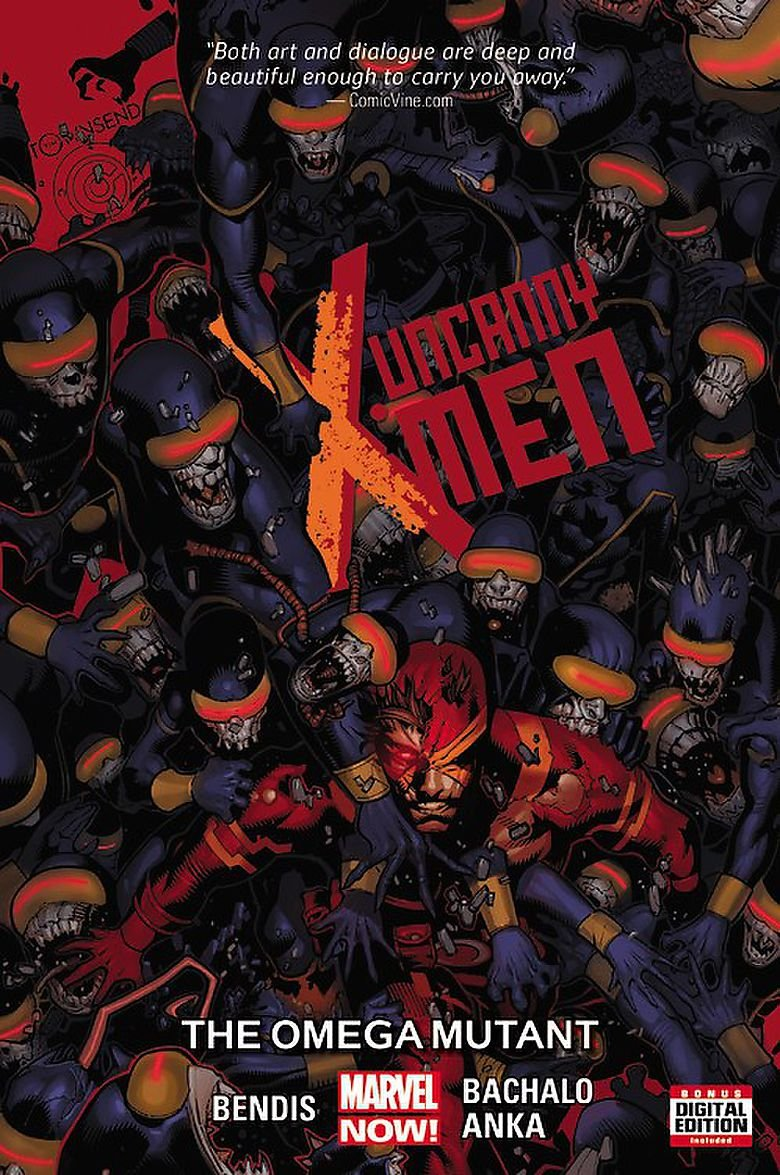 Uncanny X-Men Vol. 5: The Omega Mutant pdf epub