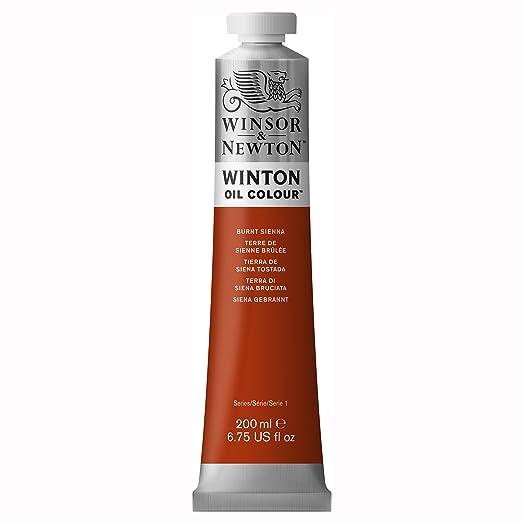 2 opinioni per Winston OC 200ML 074 burnt sienna (2) (japan import)