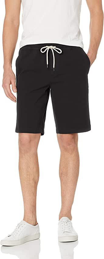 "Amazon Brand - Goodthreads Men's 11"" Inseam Pull-On Comfort Stretch Canvas Short"