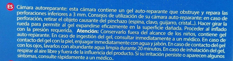 Camara de Aire Antipinchazos con Gel Rueda Bicicleta MTB 29 Auto Reparante 3101
