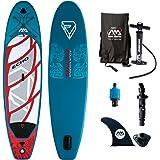 Aqua Marina Echo 10.6ISUP SUP Stand Up Paddle Board Paddle dopo selezione